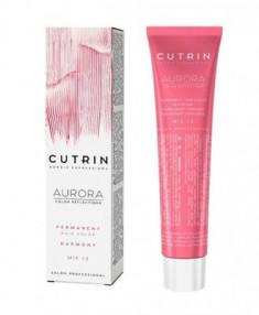 Крем-краска для волос CUTRIN AURORA 9.1 Очень светлый пепельный блондин 60 мл