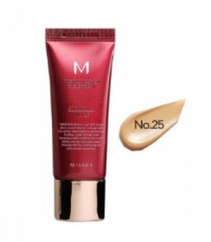 Тональный крем MISSHA M Perfect Cover BB Cream SPF42/PA+++ (No.25/Warm Beige) 20мл