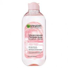 Мицеллярная вода GARNIER розовая для тусклой и чувствительной кожи 400 мл