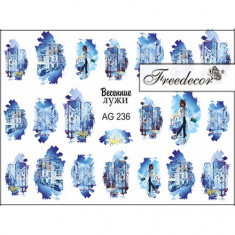 Freedecor, Слайдер-дизайн «Аэрография» №236