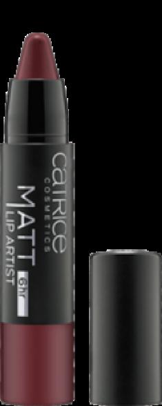 Губная помада Matt Lip Artist 6hr Catrice 080 Chocolate Frosting