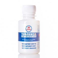 Тефлекс А, Кожный антисептик, с пробкой, 100 мл