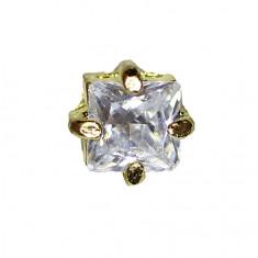 Ice Nova, Алмазный камень D17, золотой