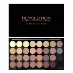Палетка теней MakeUp Revolution 32 EYESHADOW PALETTE Flawless Matte
